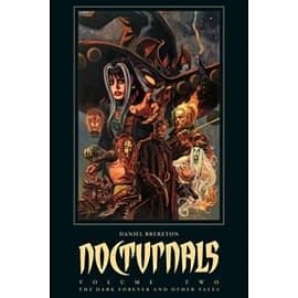 Nocturnals Volume 2: The Dark Forever & Other Tales Books