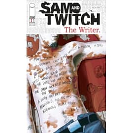 Sam And Twitch: The Writer Books