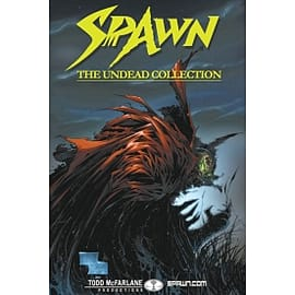 Spawn: The Undead Books
