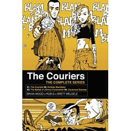 The Couriers: The Complete Series TP Books