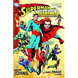 Superman And The Legion Of Super-heroes TP Books