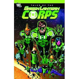 Tales Of The Green Lantern Corps TP Vol 02 Books