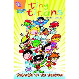Tiny Titans TP Vol 01 Welcome To The Treehouse Books