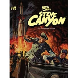 Steve Canyon: The Complete Series Volume 1 Books