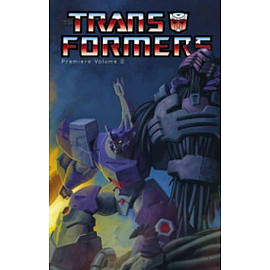 Transformers: Premiere Edition Volume 2 Books