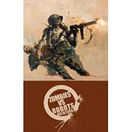 Zombies vs Robots Aventure HC Books