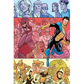 Invincible Volume 3: Perfect Strangers - New Printing Books