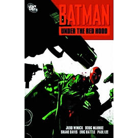 Batman Under The Red Hood TP Books
