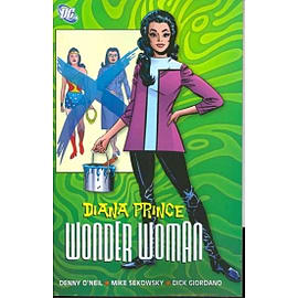 Diana Prince Wonder Woman TP Vol 01 Books