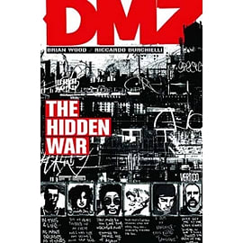 Dmz TP Vol 05 The Hidden War Books