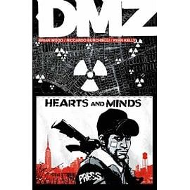 Dmz TP Vol 08 Hearts And Minds Books
