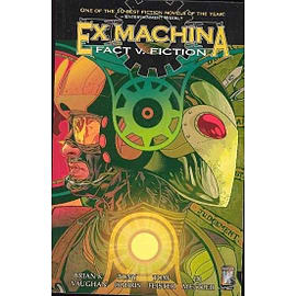 Ex Machina TP Vol 03 Fact V Fiction Books