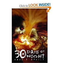 30 Days Of Night: Eben And Stella Books