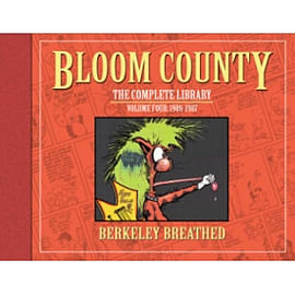 Bloom County: The Complete Library Volume 4 Books