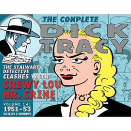 Complete Chester Gould's Dick Tracy Volume 14 Books