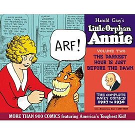 Complete Little Orphan Annie Volume 2 Books