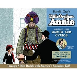 Complete Little Orphan Annie Volume 9 Books