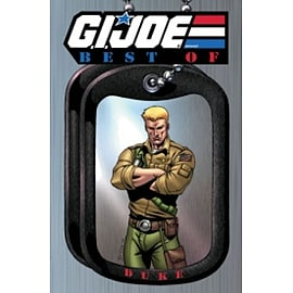 G.I. JOE: The Best of Duke Books