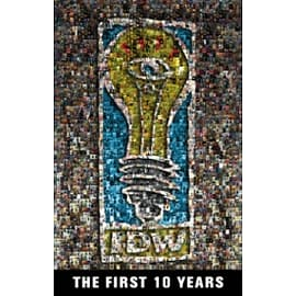 IDW: The First 10 Years Books