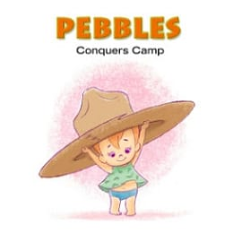 Pebbles: Pebbles Conquers Camp Books