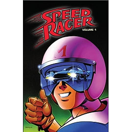 Speed Racer Volume 1 TPB Books