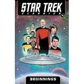 Star Trek Classics Volume 4: Beginnings Books