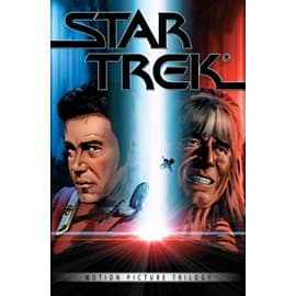 Star Trek: Motion Picture Trilogy Books