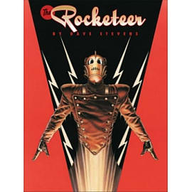 The Rocketeer: The Complete Deluxe Edition Books