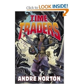 Time Traders Books