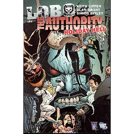 Authority Lobo Holiday Hell TP Books