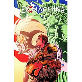 Ex Machina TP Vol 09 Ring Out The Old Books