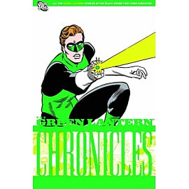 Green Lantern Chronicles TP Vol 04 Books