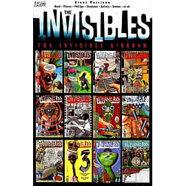 Invisibles TP #7 The Invisible Kingdom Books