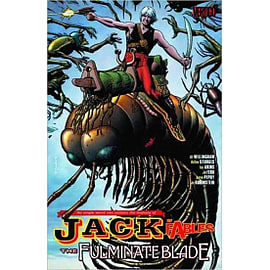 Jack Of Fables TP Vol 08 The Fulminate Blade TP Books