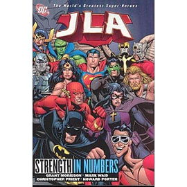 Jla TP Vol 04 Strength In Numbers Books