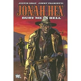Jonah Hex Bury Me In Hell TP Books