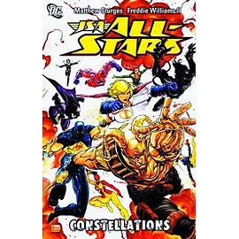 Jsa All Stars TP Vol 01 Constellations Books