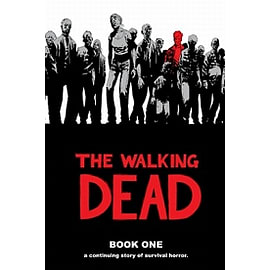 The Walking Dead Book 1 [Hardcover] Books
