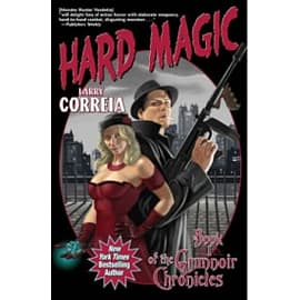 Hard Magic Books