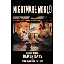Nightmare World Volume 3 TP Books