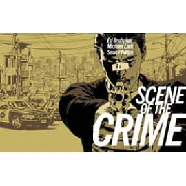 Scene of the Crime HC Books