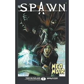 Spawn Neo Noir Books