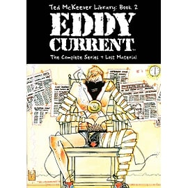 Ted McKeever Library Book 2: Eddy Current Books