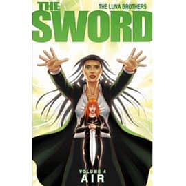 The Sword Volume 4: Air Books