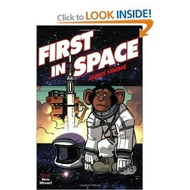 First In Space Books