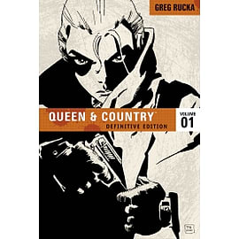 Queen & Country The Definitive Edition Volume 1 Books