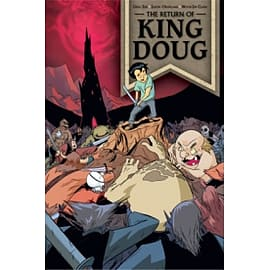 The Return of King Doug Hardcover Books