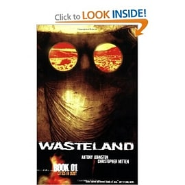 Wasteland Book 1: Cities In Dust Books