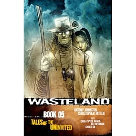 Wasteland Book 5: Tales of the Uninvited Books
