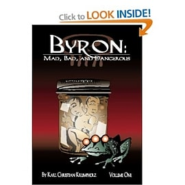 Byron: Mad, Bad And Dangerous Books